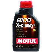 MOTUL 8100 X-CLEAN PLUS 5W-30 1L