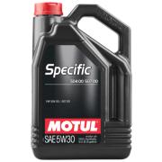 MOTUL SPECIFIC 504 00 / 507 00 5W-30 5L
