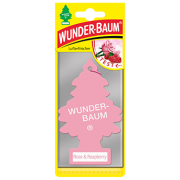 ZAPACH WUNDER-BAUM CHOINKA ROSE&RASPBERRY