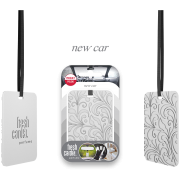 ZAPACH FRESH CARDS PERFUME NEW CAR