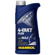 MANNOL 4T  PLUS 10W-40 1L     MN7202