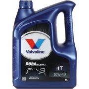 VALVOLINE DURABLEND 4T 10W-40 4L