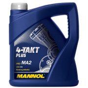MANNOL 4T  PLUS 10W-40 4L    MN7202