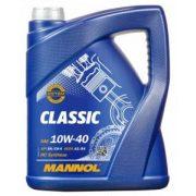 MANNOL CLASSIC 10W-40 SN/CH-4 5L