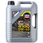 LIQUI MOLY 5W-40 TOP TEC 4100 5L     9511